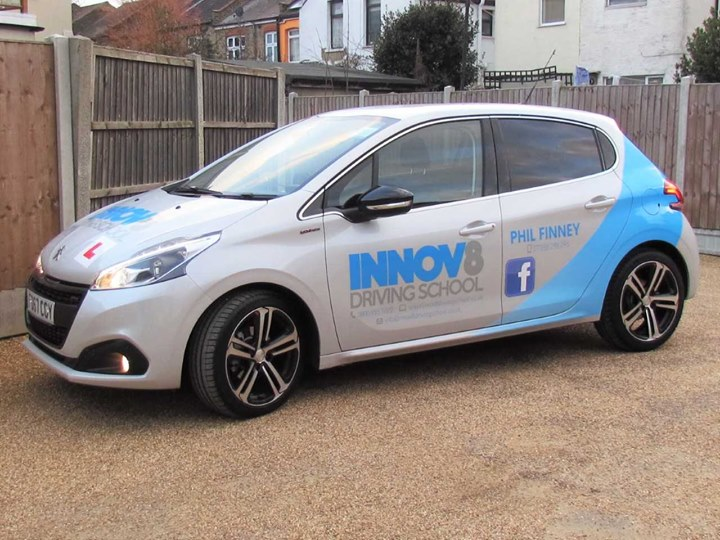 intensive driving courses southend
