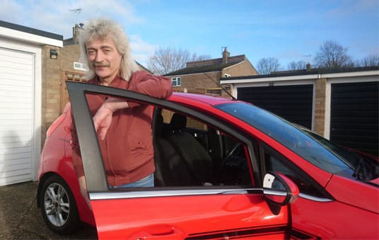 phil manning driving instructor